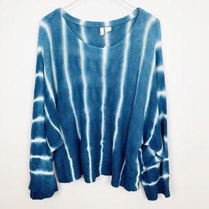 Anthropologie | Tempest Tie Dye Pullover Sweater